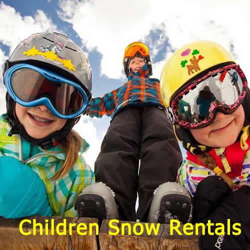 5542c1ce5 Children Snow Rentals – SNOWCITY